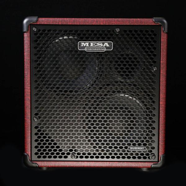 Mesa/Boogie Mesa/Boogie 2x10 Subway Ultra-Lite Configured Vintage Bordeaux Bronco