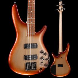 Ibanez Ibanez SR300ECCB SR Soundgear Electric Bass Guitar Charred Champagne Burst S/N I190605373 8lbs 6.7oz