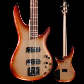 Ibanez Ibanez SR300ECCB SR Soundgear Electric Bass Guitar Charred Champagne Burst S/N I190605312 8lbs 2.3oz