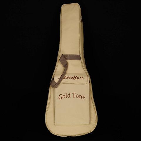 Gold Tone GT Series Fretless MicroBass w/ Bag S/N 07-19-11 2lbs 13.9oz