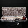 American Pro Stratocaster, Maple Fingerboard, 3-Color Sunburst S/N US19025053 7lbs 13.2oz