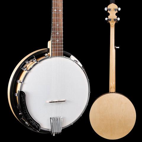 Gold Tone Cripple Creek Resonator Banjo S/N 21908111 6lbs 15.6oz