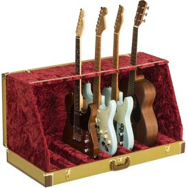 Fender Fender Classic Series Case Stand, 7 Guitars, Tweed