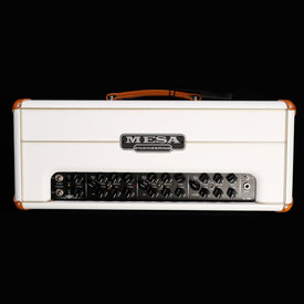 Mesa/Boogie Mesa Boogie Triple Crown TC-100 Custom Build Head Hot White Bronco