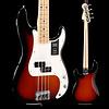 Player Precision Bass Maple Fingerboard 3-Color Sunburst S/N MX19098664 8lbs 8.5oz