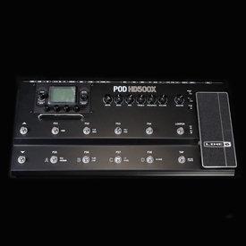 Line 6 Line 6 Pod HD500X Guitar Multi-Effects Processor w/ Power Adapter