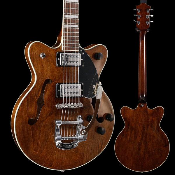 Gretsch Guitars Gretsch G2655T Streamliner Center Block Jr. Laurel FB, Bigsby Broad'Tron BT-2S Pups Imperial Stain S/N IS190502878 6lbs 2.6oz