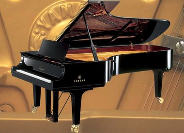 Acoustic Grand Pianos