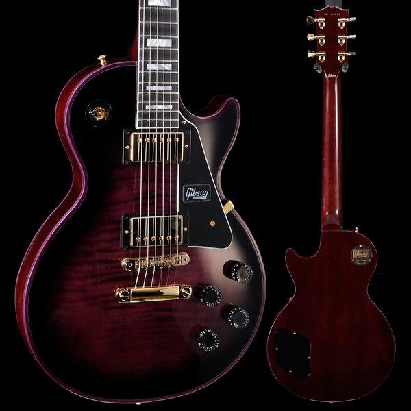 Gibson Gibson LPC-PSL11919 Les Paul Custom Figured Purple Widow GH PSL 906 9lbs 4.2oz USED