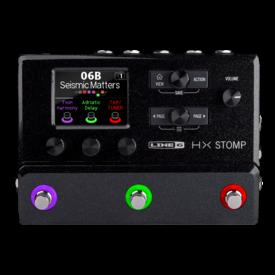 Line 6 Line 6 HX Stomp Guitar Multi-effects Floor Processor