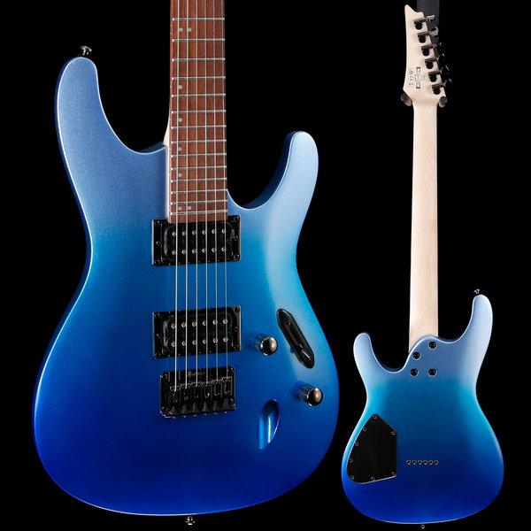 Ibanez Ibanez S521OFM S Standard 6str Electric Guitar - Ocean Fade Metallic S/N I190604703 5lbs 8.2oz