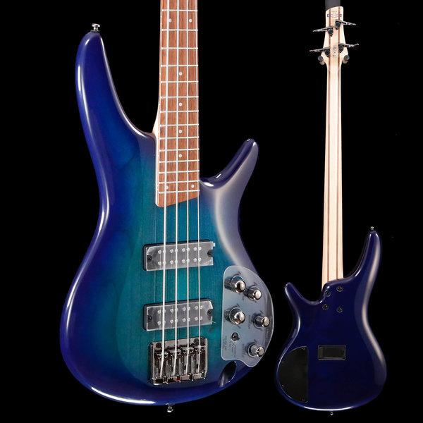 Ibanez Ibanez SR370 Soundgear, Sapphire Blue 640 9lbs 0.9oz
