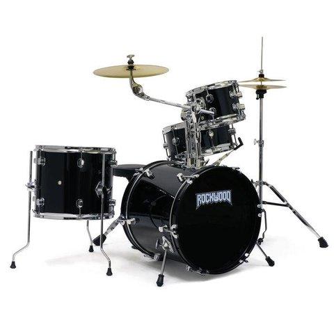 Hohner Rockwood Drumset Black RWDSB