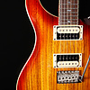 PRS Paul Reed Smith SE Custom 24 Ex Top Zebra Vint Snbrst w Bag 386 7lbs 13.5oz