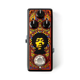 Jim Dunlop Dunlop JHW4 Jimi Hendrix Signature Band Of Gypsys Mini Fuzz Pedal