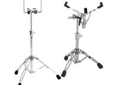 Snare Drum, Tom, Drum Stands