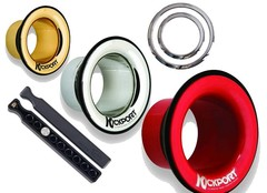 Kickport, Port Hole, Accessories