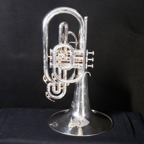Yamaha YMP-203M Marching F Mellophone Mellophone - used in BLAST!