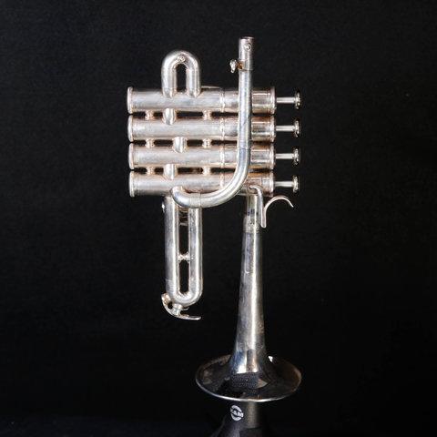 Yamaha Custom YTR-9830 Professional Piccolo Trumpet - used in BLAST!