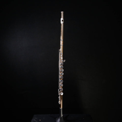 Yamaha YFL-A421 BII Professional Alto Flute w/ Curved & Straight Head Joints - used in BLAST!