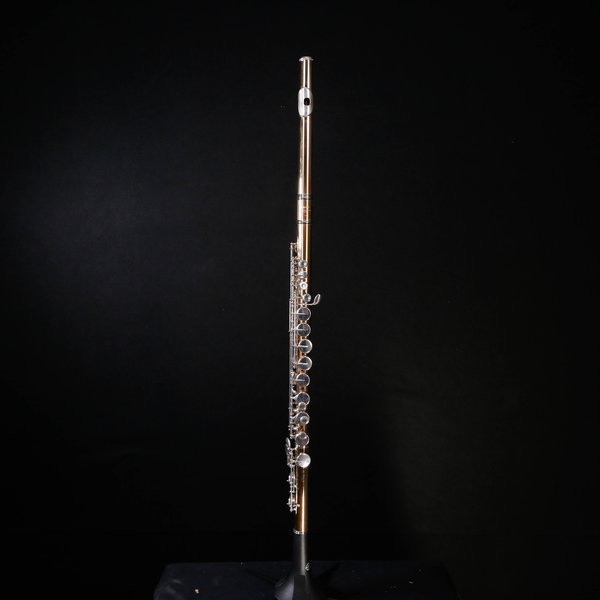 Yamaha Yamaha YFL-A421 BII Professional Alto Flute w/ Curved & Straight Head Joints - used in BLAST!
