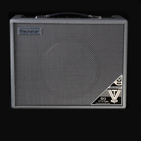 Blackstar Blackstar SILVERSPCL50 Silverline Special Digital Guitar Amp 1x12 50W w/ FREE IDFS-10 Footswitch!