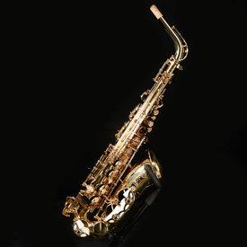 Selmer Paris Selmer Paris 52JU Series II Jubilee Profess Eb Alto Saxophone, Standard Finish