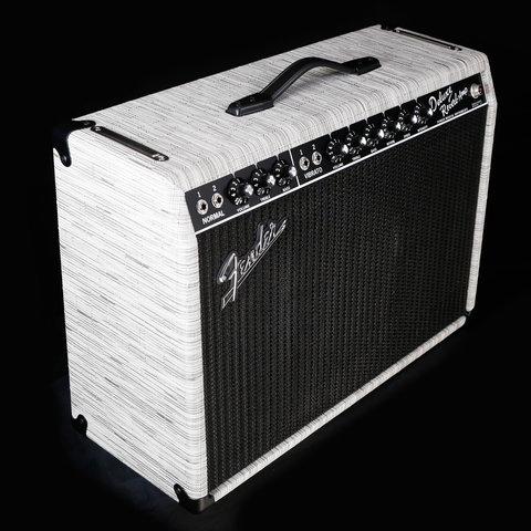 "Fender 2019 FSR '65 DLX Reverb Chilewich w/ 12"" Celestion Creamback"
