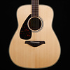 Yamaha FG820L Natural Folk Solid Top Left-Handed 538 4lbs 3.8oz