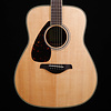 Yamaha FG820L Natural Folk Solid Top Left-Handed 641 4lbs 9.4oz