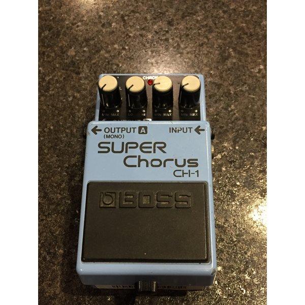 Boss Boss CH1 CH-1 Stereo Super Chorus USED