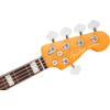 Fender American Ultra Jazz Bass V, Rosewood Fingerboard, Mocha Burst