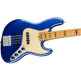 Fender Fender American Ultra Jazz Bass, Maple Fingerboard, Cobra Blue