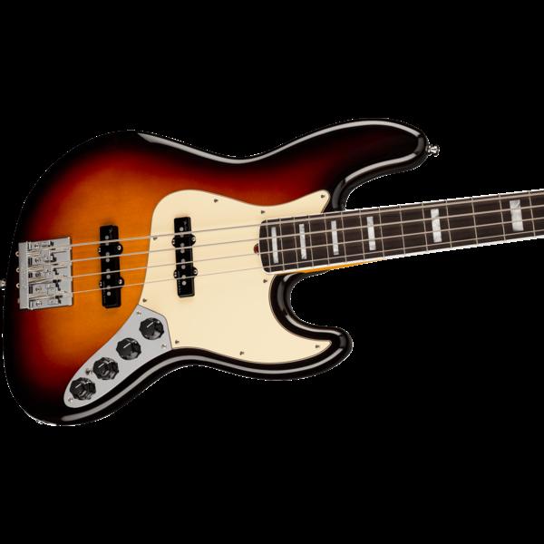 Fender Fender American Ultra Jazz Bass, Rosewood Fingerboard, Ultraburst