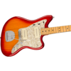 Fender American Ultra Jazzmaster, Maple Fingerboard, Plasma Red Burst
