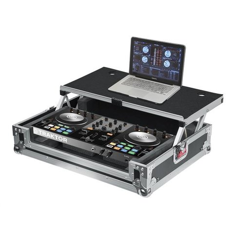 Gator G-TOURDSPUNICNTLC G-TOUR DSP case for small size DJ controller