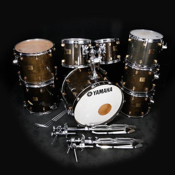 Yamaha Yamaha Maple Custom 8pc Mega Studio / Stage Kit