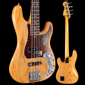 Fender Fender American Ultra Precision Bass Rw Fb, Aged Natural US19098693 9lbs 8.3oz