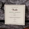 Fender American Ultra Precision Bass, Rw Fb, Aged Natural US19084532 9lbs 6.1oz