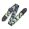 """Levy's MP2FS-004 2"""" Wide Poly Guitar Strap"""