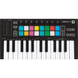 Focusrite Novation Launchkey Mini mk3 Keyboard Controller