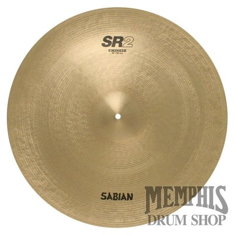"22"" Sabian SR2 China Cymbal"