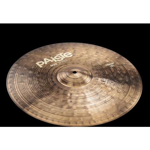 "Paiste 16"" 900 Series Crash Cymbal"