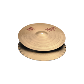 "Paiste Paiste 15"" 2002 Sound Edge Hi-Hit Cymbals"