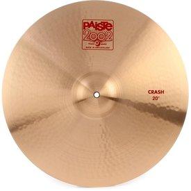 "Paiste Paiste 20"" 2002 Crash Cymbal"