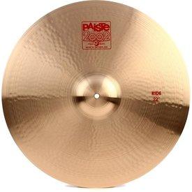 """Paiste Paiste 22"""" 2002 Ride Cymbal"""