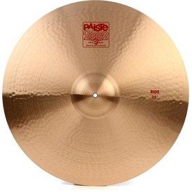 """Paiste Paiste 24"""" 2002 Ride Cymbal"""