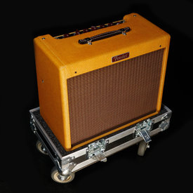 Fender Blues Junior III Lacquered Tweed Bill M Hand-Wired Mod PLUS ROAD CASE!