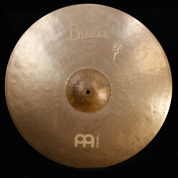 Meinl Cymbals Meinl Cymbals Byzance 22'' Vintage Sand Ride USED