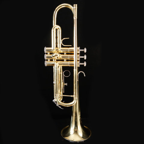 Bach 365152 TR300H2 Trumpet w Case but no mouthpiece USED